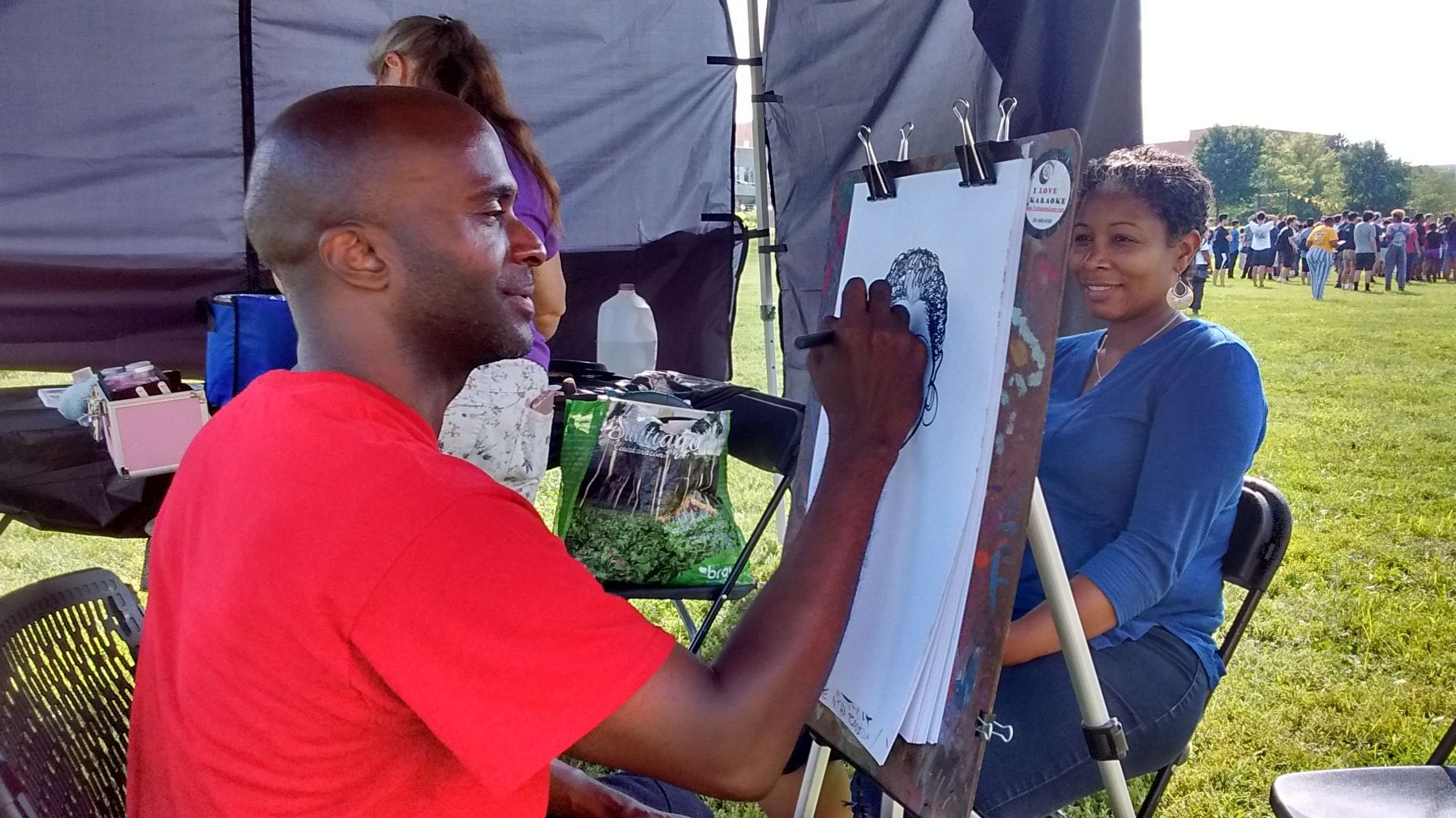 Let our caricature artists bring the fun to your next event!